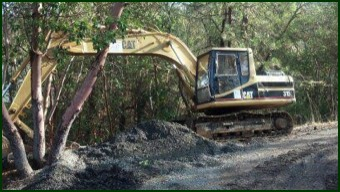 quality excavation contractor in southern oregon